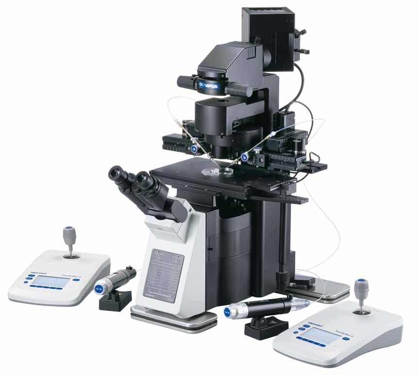 284 285 Cell Handling Cell Handling Microscope Adapters for Micromanipulation Systems Antivibration Pad The antivibration pads are specifically designed to effectively protect your micromanipulation