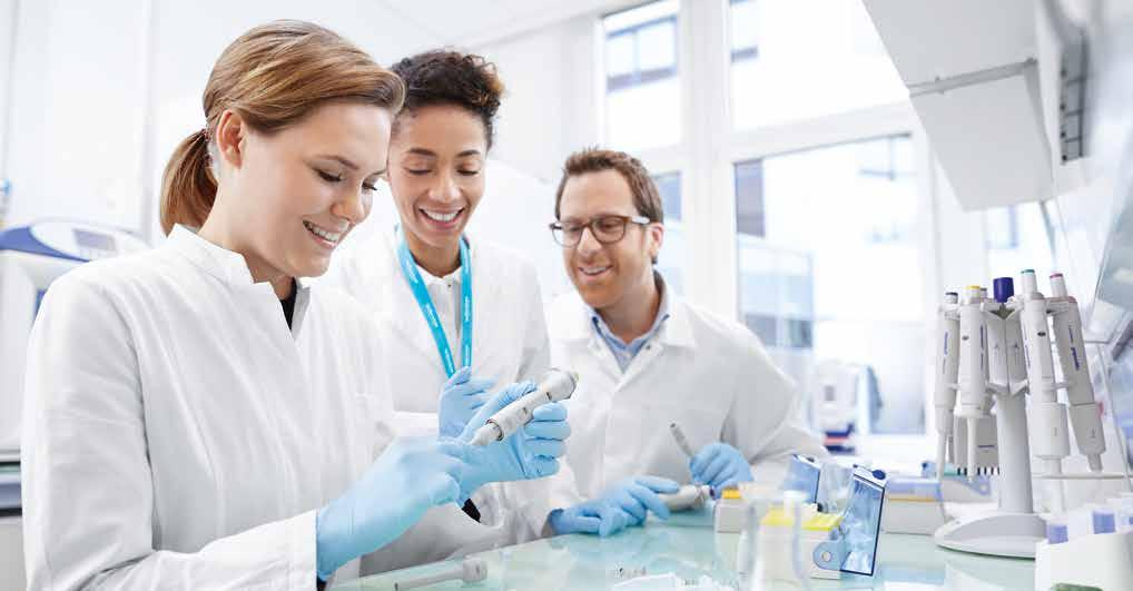 and benefit from our workshops and online training program Professional training of your staff helps you achieve reliable and reproducible results in your laboratory every day.