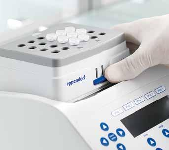 Flexibility has never been this easy. Eppendorf offers a broad range of Eppenorf SmartBlocks for tubes from 0.