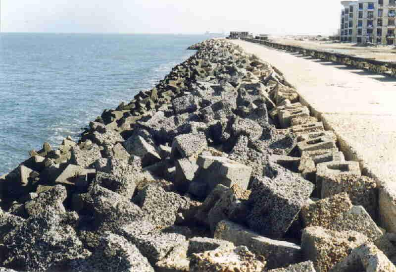 Muhammed Ali Sea Wall Protected