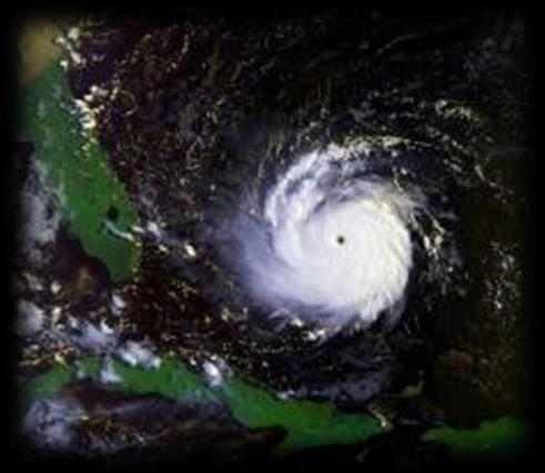 North Carolina State University Major Hurricanes Hurricanes April Forecast 1 3 6 Named Storms Dr.