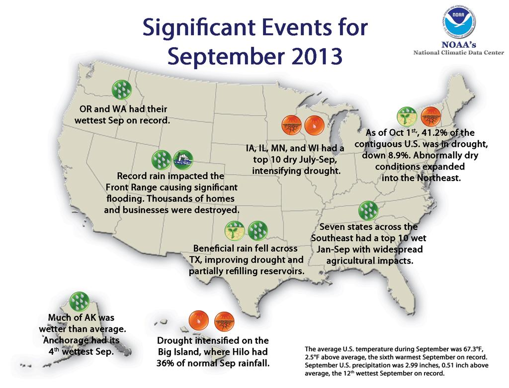 Monthly Long Range Weather Commentary Issued: October 21, 2013 Steven A. Root, CCM, President/CEO sroot@weatherbank.