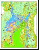Corine land cover in Colombia Extract of the Watershed of Rio-Magdalena- 2006 Conclusion/follow-up In Colombia: The CORINE Colombia database, finished since the beginning of 2007, has become a