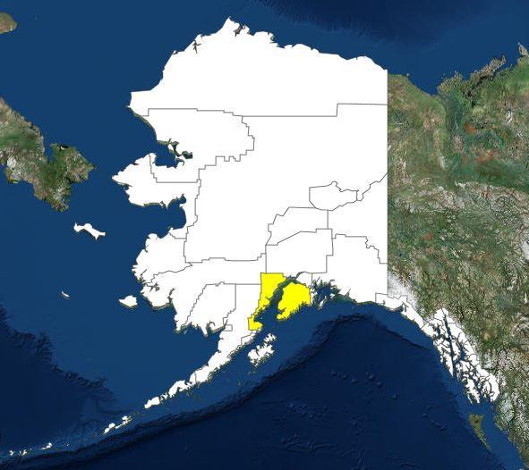 Declaration Approved FEMA-4369-DR-AK Major Disaster Declaration was approved on June 8, 2018 for the State of Alaska For a severe
