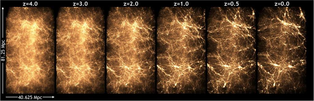 Cosmological simulations