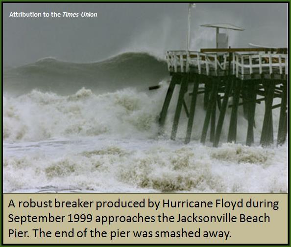 Local Impacts Very High Confidence of Destructive Coastal Impacts!