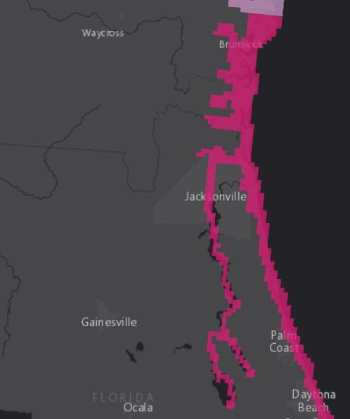 Storm Surge Threat and Warning Heed