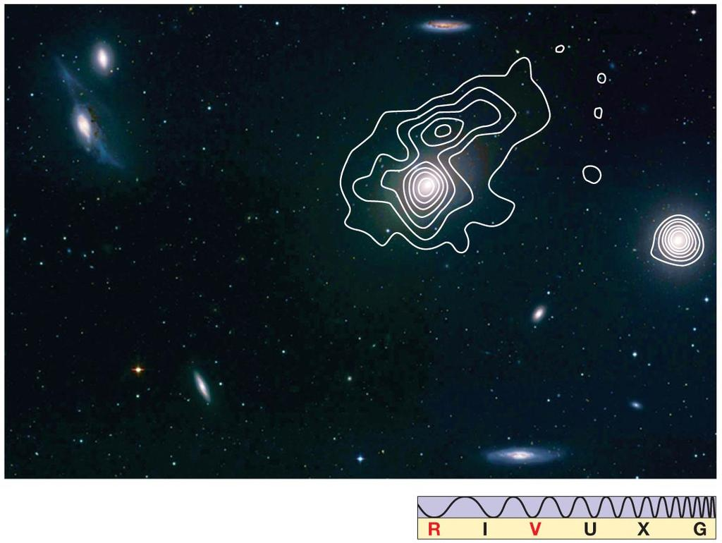 The rapid variations in the luminosity of Seyfert galaxies indicate that