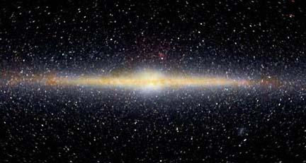 Our Milky Way Galaxy is