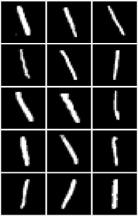 over the images x, which represents our uncertainty or imperfect knowledge about the P j are imperfect models of the digits. Nevertheless, images containing since they are digit concentrated j.