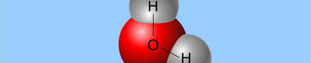 This causes water to be a polar molecule, one with an