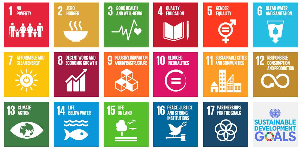 Transforming our World: The 2030 Agenda for Sustainable Development An agreed global and united policy to manage and transform the social,
