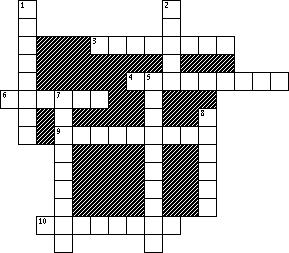 "10 ACROSS ""He is despised and by men, a man of sorrows and acquainted with grief."" ISAIAH 53:3 7 DOWN ""Then He went out from there and came to His own country, and His followed Him."