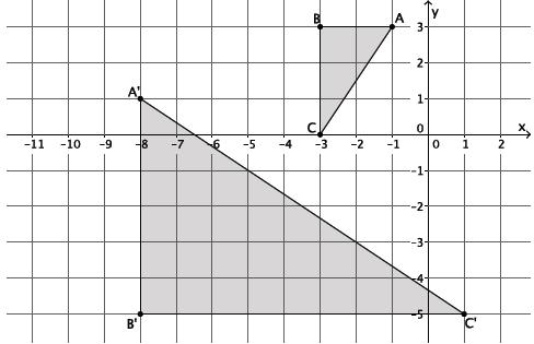 2. Describe a sequence that would show AAAAAA~ AA BB CC. 3. Are the two triangles shown below similar?