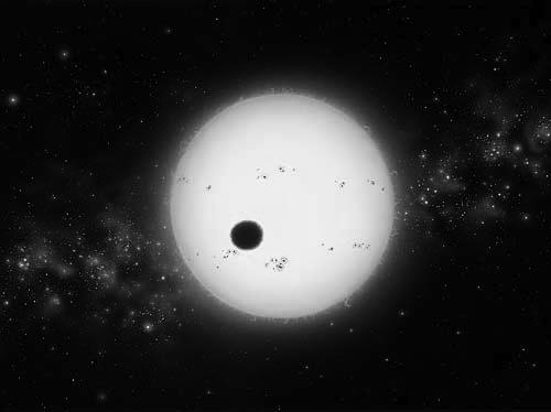Other Methods! Transits: Planet passes in front of a star! planet! star! Artist's conception of Transit of HD209458! us! Only about 0.5% of stars with planets will line up! Light from star! transit!
