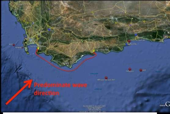 4.1.5 Storm erosion study The Establishment of Coastal Set-back Lines for the Overberg District A sensible storm erosion allowance, based on local knowledge, as Theron et al.
