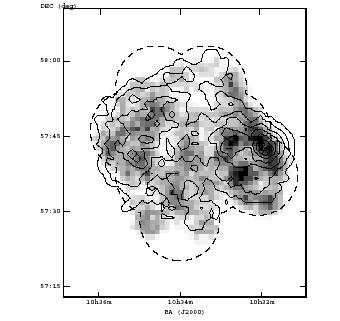 Large Scale Structure with X-ray Sources Optical surveys (Boyle et al) have found that AGN are distributed just like normal galaxies Chandra surveys find that hard x-ray selected AGN are much more
