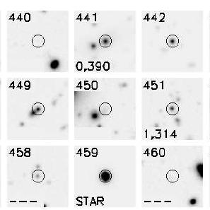 optical AGN and, even at z>1, lie in massive galaxies The absence of optical signatures is more prevalent in lower luminosity objects and is not fully