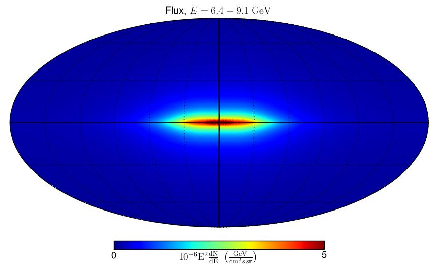 Look at the base of the Fermi bubbles A study of the gamma-ray emission at the