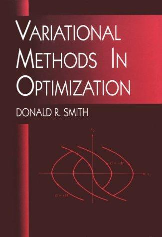 the existing knowledge in optimization, we could