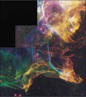 Supernovae Can Trigger Star Birth Supernova remnants are common High-mass stars exhaust their H 2 supply very quickly Many old star clusters have supernova remnants Supernova remnants are violent