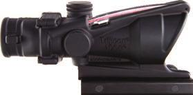 223 Ballistic Reticle with TA51 Mount TA02-D-100394 TA02-D-100392 Full-Illumination LAPD Center-Illuminated (300BLK) Dual-Illuminated.