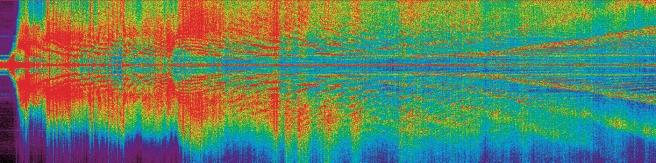 FREQUENCY SPECTRUM IN ALFVEN FREQUENCY RANGE IS EXTREMELY RICH ` 15 QDB phase FIR Scattering Data 171 k = 1 cm -1 Frequency