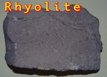 in grain size For more about igneous rocks: http://www.