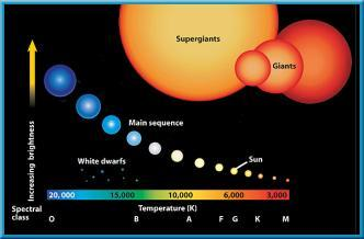 Spectrographs have shown that the Sun contains some carbon, iron, and other heavier elements.