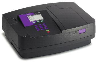 L I B R A S 2 2 UV/VIS spectrophotometer for standard laboratory requirements. Long-life impulse xenon lamp. The instrument supports all standard photometric methods.