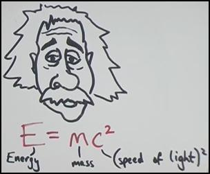 Write down the 3 nuclear equations described in the previous frame in