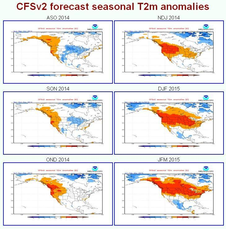Here is the NOAA CFS