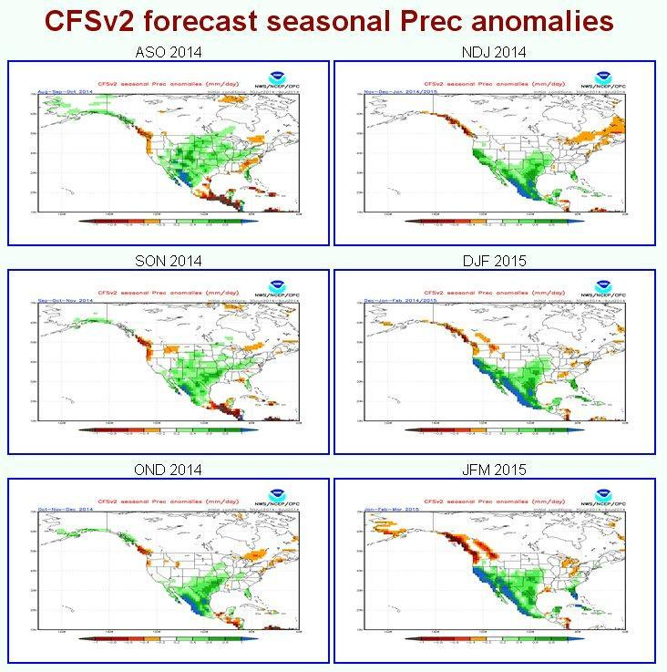 Here is the NOAA CFS v2