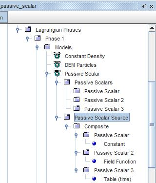 DEM Passive Scalar New in version 8.