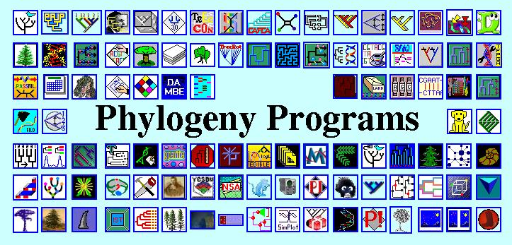 Phylogeny Packages http://evolution.