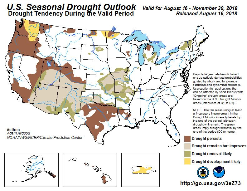 Seasonal Drought
