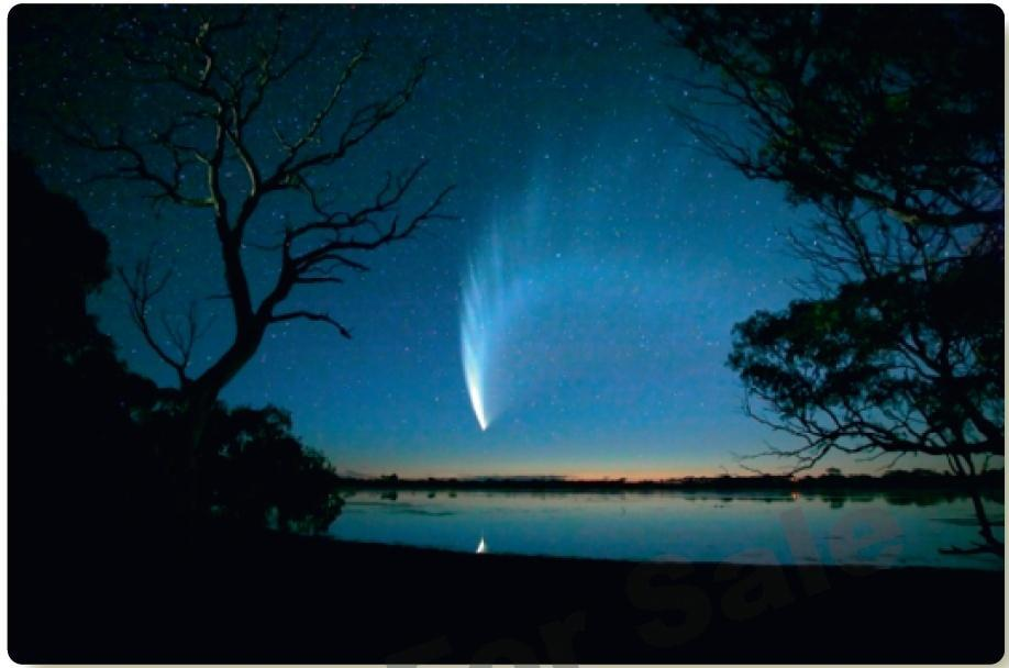 Comets of History Throughout history, comets have been considered as portents of doom, even very recently: Appearances of