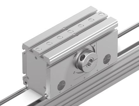 8 OBB omega modules R9990079 (206-05) Service and information Parameterization (commissioning) Besides reference information for the production of the linear motion system, there are also technical
