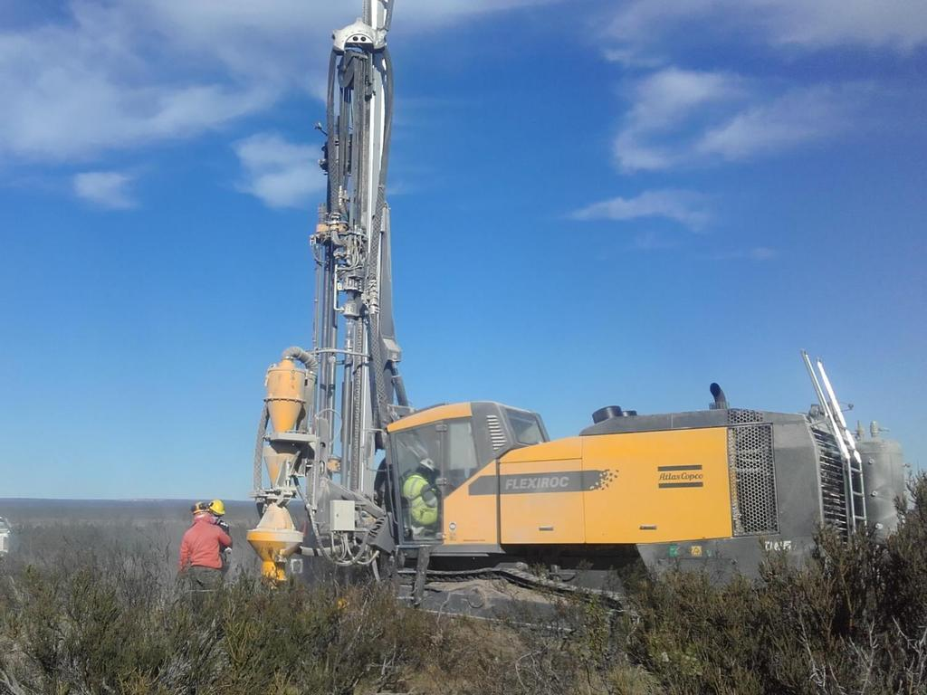 The Amarillo Grande Project incorporates a series of new uraniumvanadium discoveries made over 12 years along a 145 km