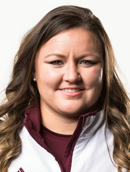 ASSISTANT COACH SAMANTHA RICKETTS ASSISTANT COACH TYLER BRATTON FOURTH SEASON AT MISSISSIPPI STATE Hometown San Jose, Calif. High School Archbishop Mitty (San Jose, Calif.) College Oklahoma Degree B.