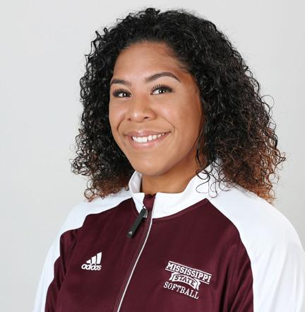 52 SARAI NIU Jr. INF R/R 5-10 21 SAN DIEGO, CALIF. CATHEDRAL CATHOLIC HS Appeared in 54 of MSU s 55 games, earning 54 starts at first base Plated both of MSU s runs in the series opener versus No.
