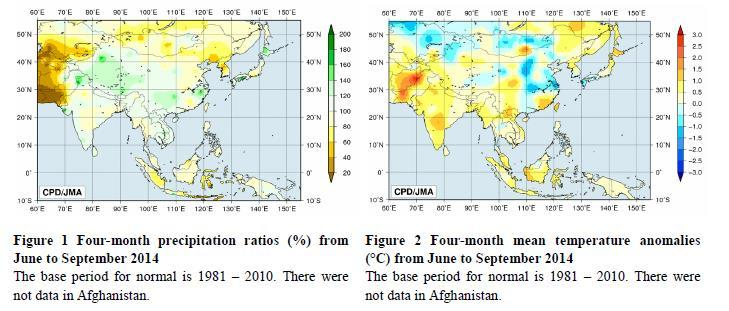 Climate System Monitoring -Asian Monsoon Monitoring- Monsoon Monitoring Indices Report Asian Monsoon Monitoring report