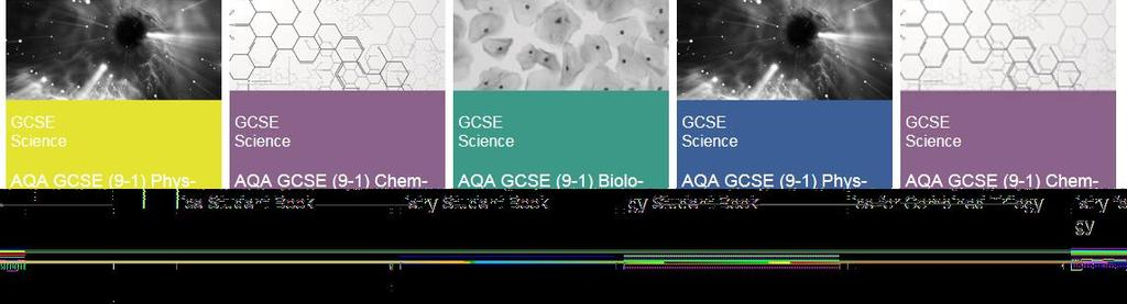 Gcse Science Aqa Combined Science Trilogy Aqa Biology