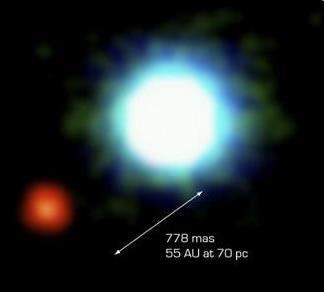 Detecting Extrasolar Planets by Imaging Planets do not emit their own light, and so are hard to see in telescopes, but a small number of