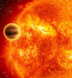 Scientists are not satisfied with simply detecting planets, however. For each planet they discover, they want to know: How big is it? How far from its star is it? What is it made of?