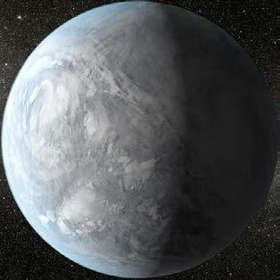 What do you think the prefix exo means? 2 Give two reasons why it is hard to observe exoplanets directly.