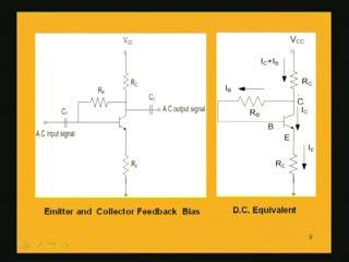 (Refer Slide Time: 26:28) First of all in order to find out what is the collector current we must find out base current.