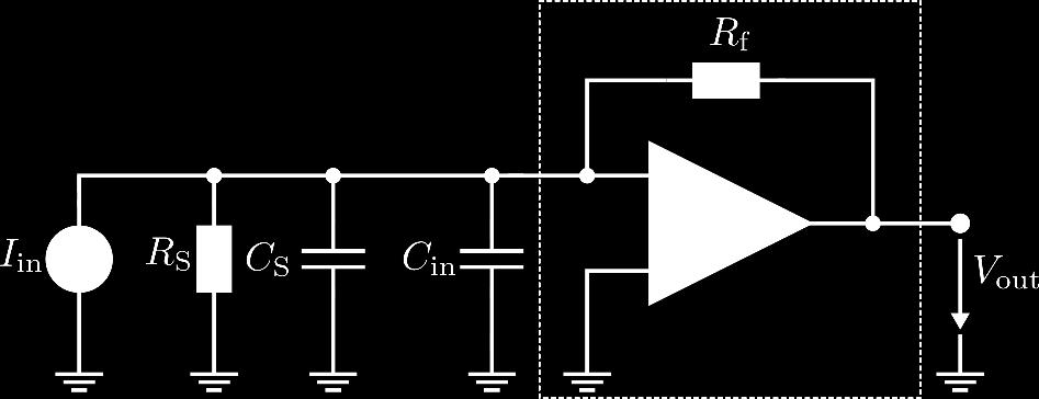 Step Response of Second-Order Systems (IV) Parameters: Op-amp DC gain AA 0 = 0 4 (80 db) Op-amp GBP = 2ππ MHz ωω pp0 = 2ππ 00 Hz RR f = 0 kω, = 5 MΩ RR f, CC S = pf Example : CC in = pf CC S = CC S +