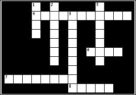 "4 ACROSS ""After these things I saw another angel coming down from heaven, having great authority, and the earth was with his glory."