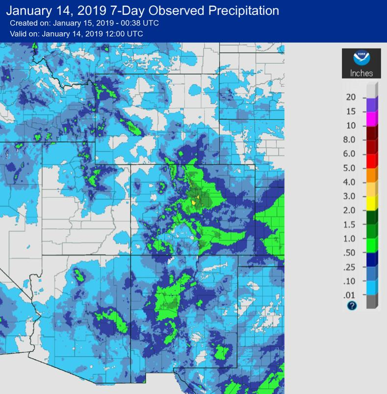 NIDIS Drought and Water Assessment NIDIS Intermountain West